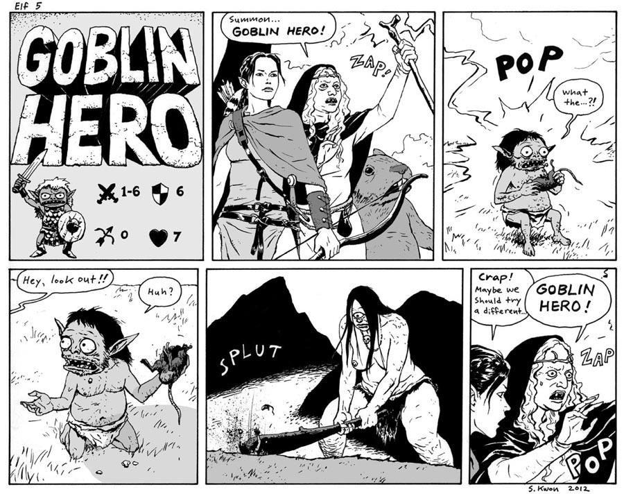"""#5  """"Goblin Hero"""""""
