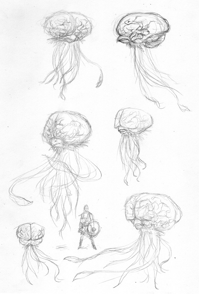Grell Sketches