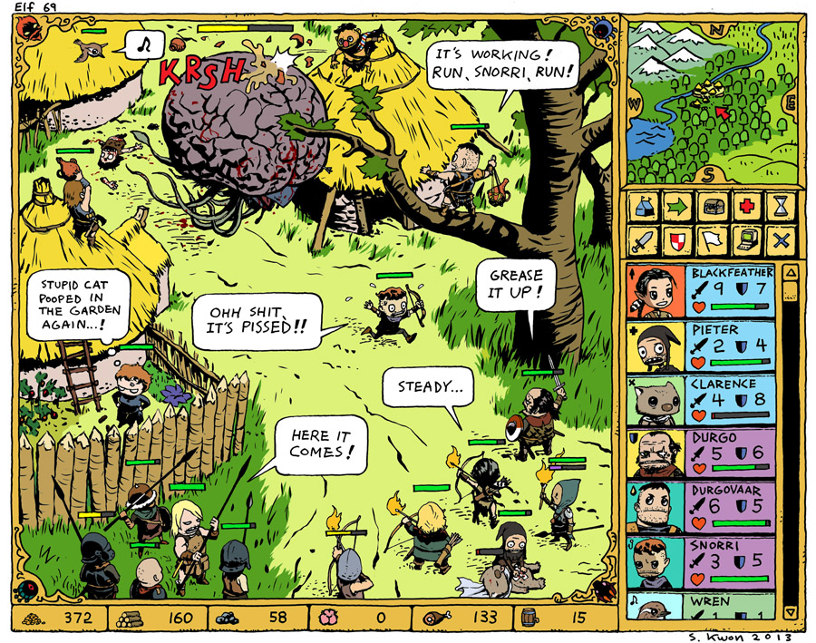 "#69 ""Merc Quest II"""
