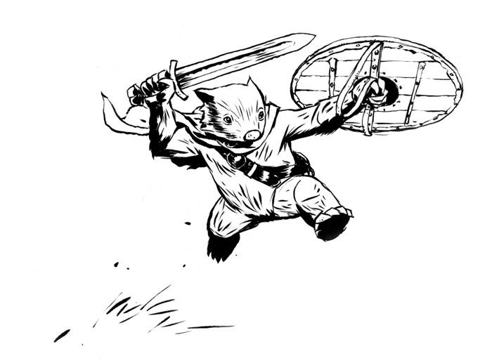 Wombat Leap