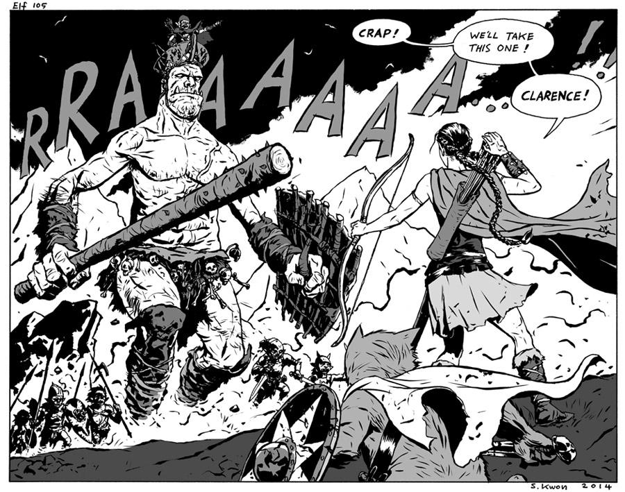 "#105 ""Goblin Army 1"""